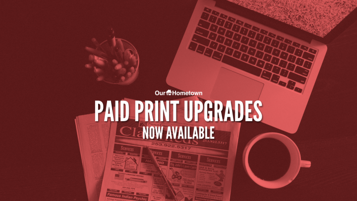 Feature Highlight: Paid Print Upgrades